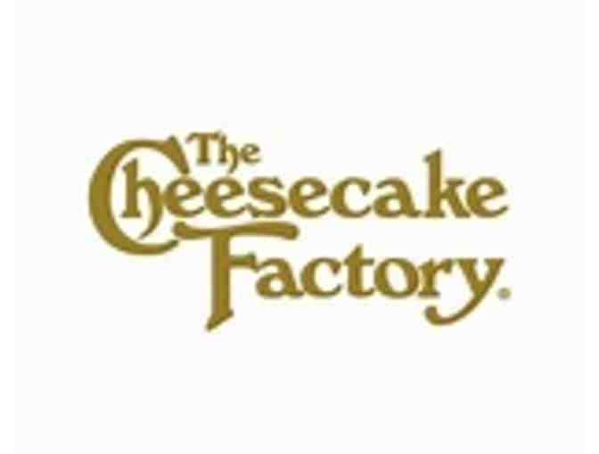 $50 Gift Card to The Cheesecake Factory - Photo 1