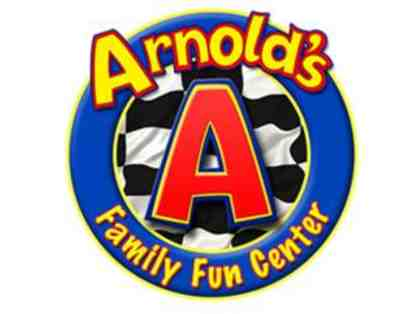 $25 Arnold's Point Card - #1