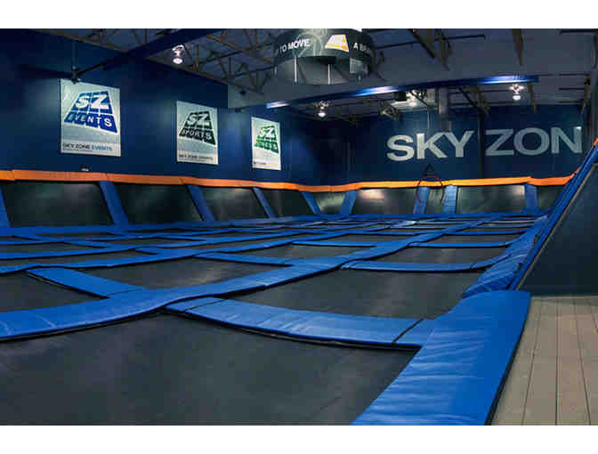 Sky Zone Trampoline Park Passes - Photo 2