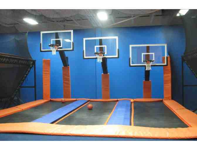 Sky Zone Trampoline Park Passes - Photo 3