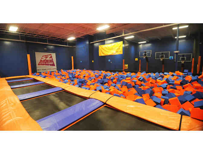 Sky Zone Trampoline Park Passes - Photo 4