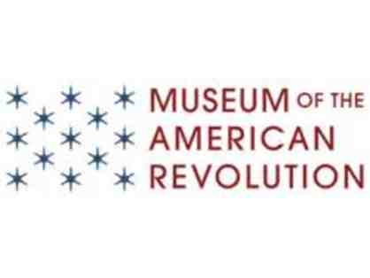 Museum of the American Revolution Tickets