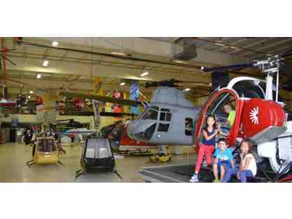 American Helicopter Museum and Education Center Admissions