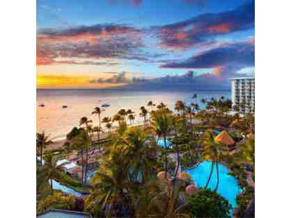 2 Night Ocean View Accommodations at the Westin Maui Resort & Spa