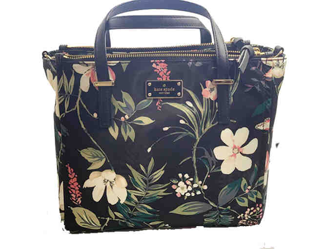 Kate Spade Alyse Wilson Botanical Handbag - Photo 1