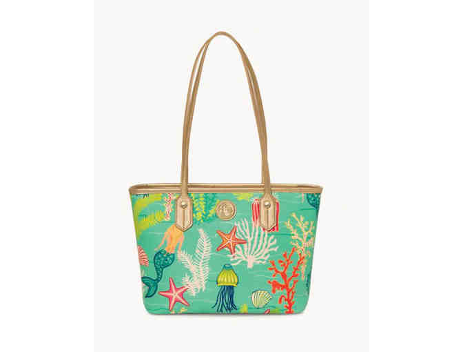 Mermaid Tote Bag by Spartina 449 - Photo 1