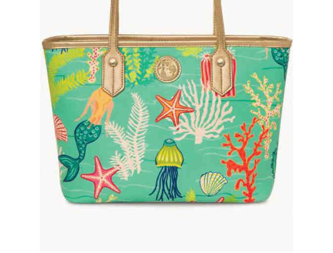 Mermaid Tote Bag by Spartina 449 - Photo 2