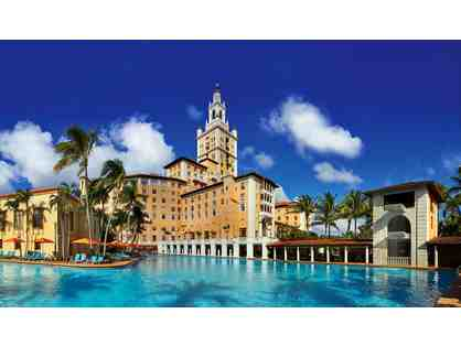 The Biltmore Hotel - 2 nights stay in Junior Suite