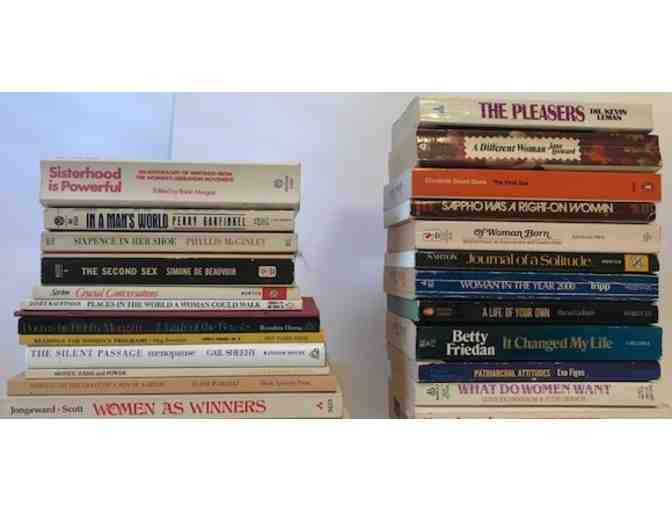 Second Wave of Feminism Library (21 books)