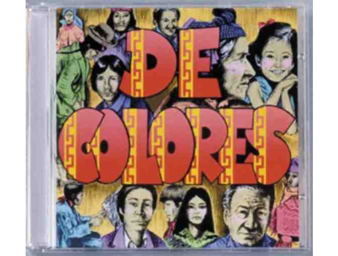 DeColores:  Latin American Folk Music  CD