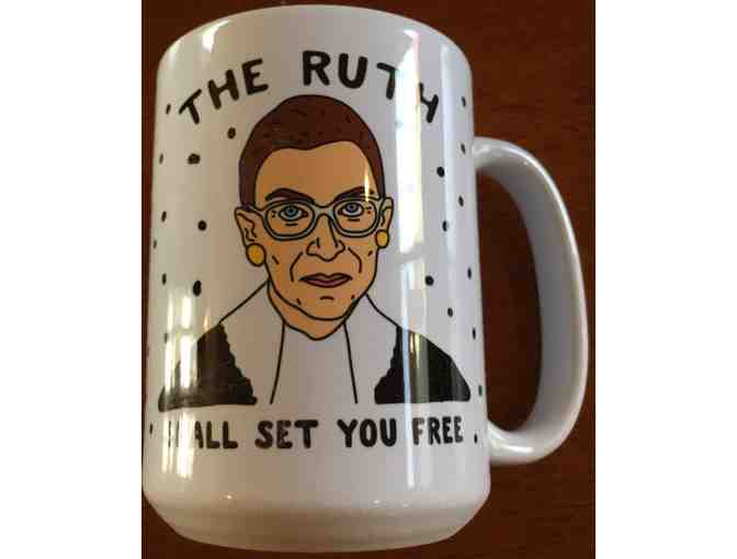 The Ruth Will Set You Free Mug