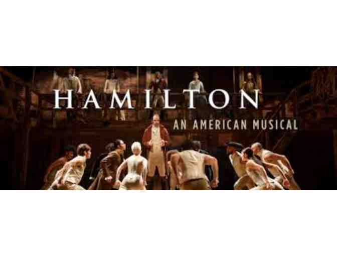 Hamilton on Broadway Ticket Package - Photo 2