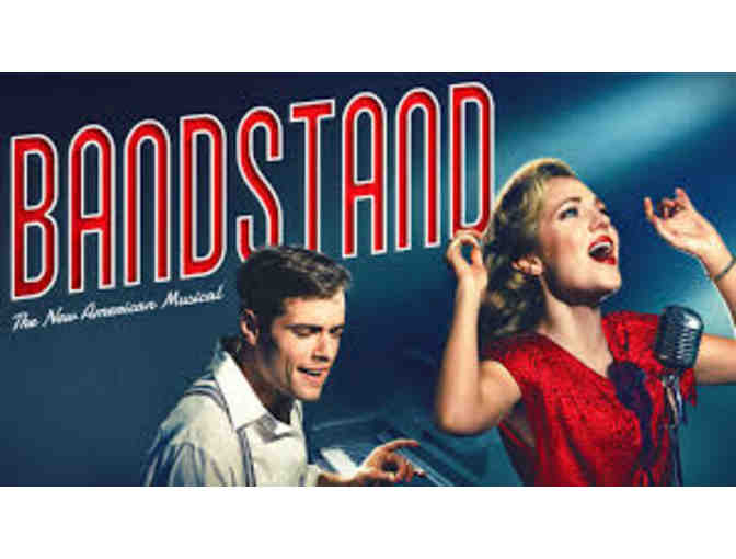 Bandstand on Broadway 2 Tickets and Laura Osnes/Corey Cott meet and greet - Photo 1
