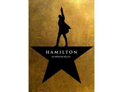 Hamilton on Broadway Ticket Package