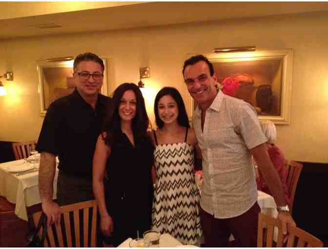 A Special Lunch with Joe Lanteri and a special Broadway guest - Photo 2