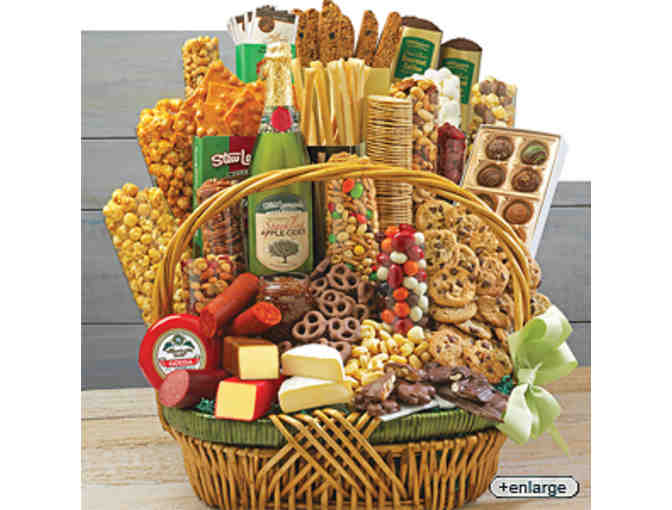 Gourmet Gift Basket from Stew Leonard's - Photo 1