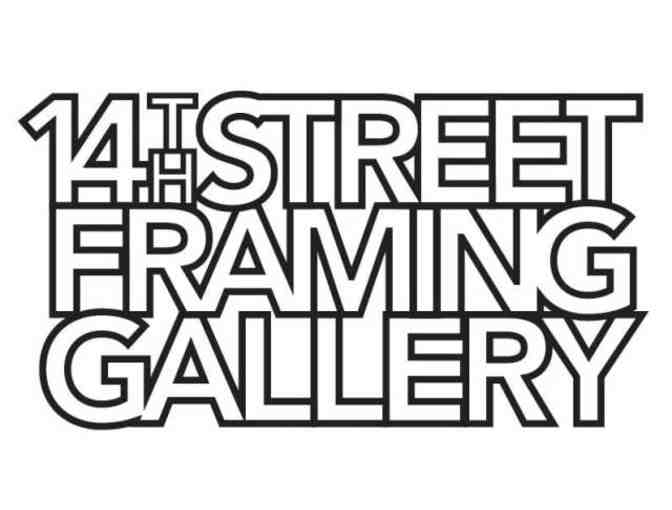 14th Street Framing Gallery: $200 Certificate - Photo 1
