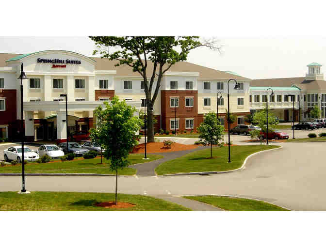 Springhill Suites by Marriott Devens, MA-- One Night Stay for Two with Breakfast