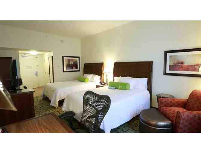Hilton Garden Inn Devens, One Night Stay with Breakfast for Two