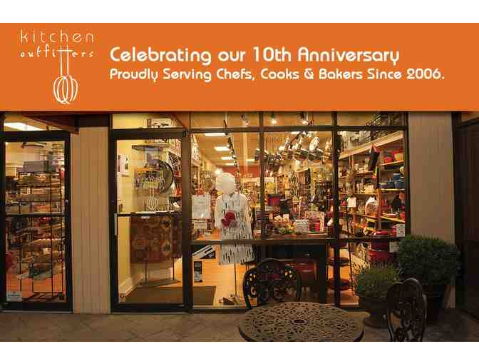 Kitchen Outfitters, Acton MA -- $150 Gift Card