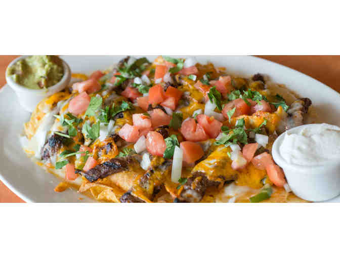 Ixtapa Mexican Grill & Cantina $25 Gift Certificate
