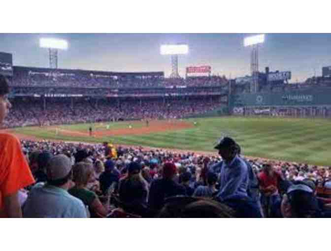 Pair of Red Sox Tickets for a  2019 Weekend Home Game