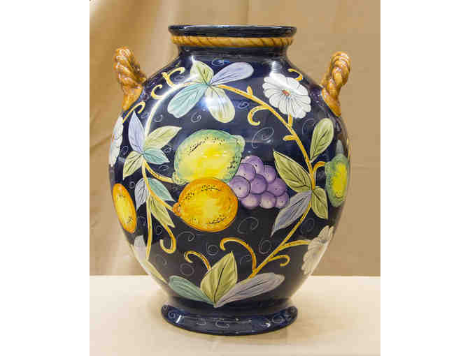 Decorative Vase from Sicily