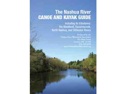 Nashua River Canoe & Kayak Guide (2017)
