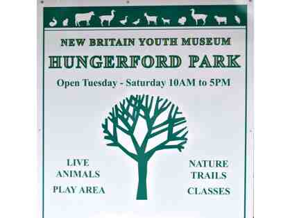 The New Britain Youth Museum and Hungerford Park Nature Center Membership