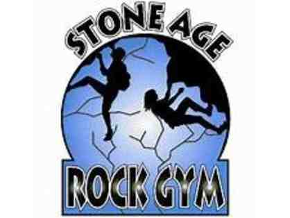 Stone Age Rock Gym for 8