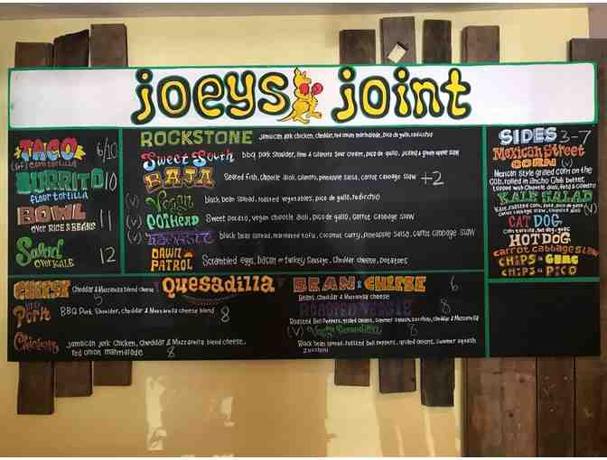 DINING OUT ON CAPE COD/EASTHAM! - GIFT CARD FOR JOEY'S JOINT - Photo 1
