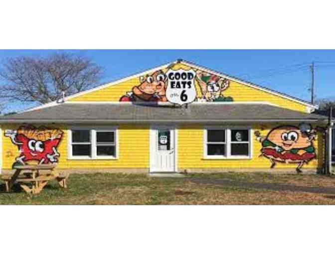 DINING OUT ON THE CAPE/EASTHAM! GIFT CERTIFICATE FOR GOOD EATS on 6/B - Photo 1