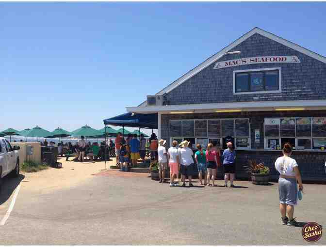 DINING OUT ON THE CAPE/WELLFLEET! - GIFT CARD FOR MAC' SEAFOOD - Photo 2