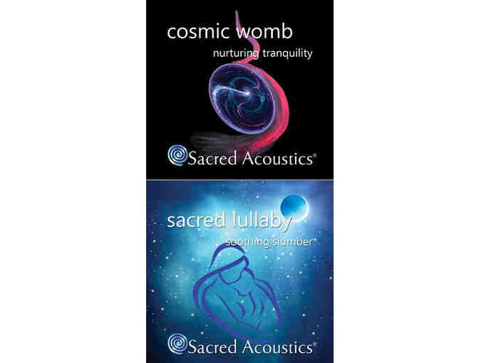 Binaural Beats for BABIES & CHILDREN by Sacred Acoustics