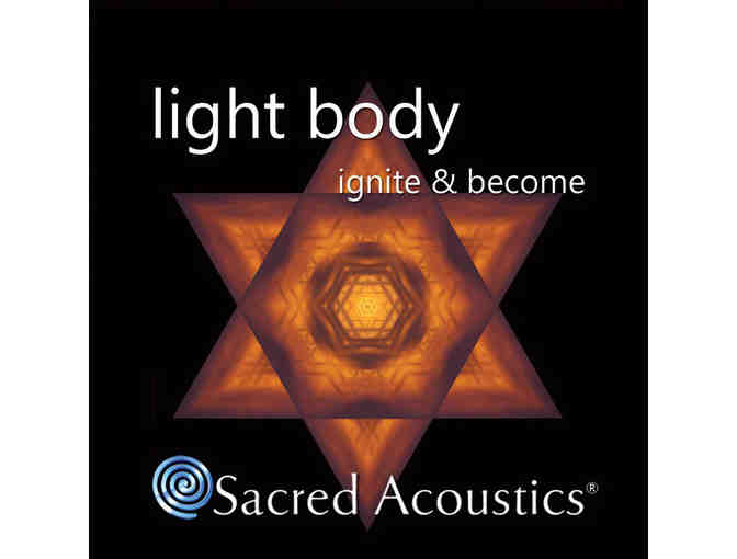 Binaural Beats for ASCENSION by Sacred Acoustics