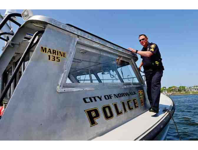 Adventure on a Police Boat - Photo 1
