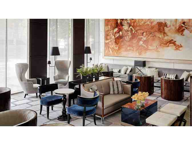 The St. Regis San Francisco - Two Night Stay Including Breakfast for Two and More