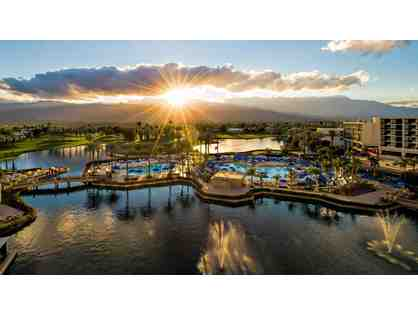 JW Marriott Desert Springs Resort and Spa - Two Night stay and one round of golf for two