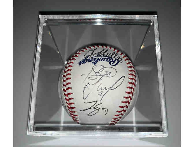 Houston Astros Signed Baseball