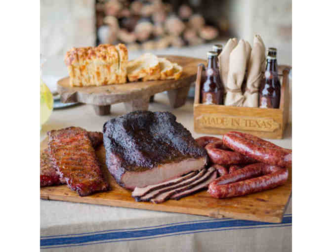 Award Winning 'Pride of Sam Houston' BBQ Dinner