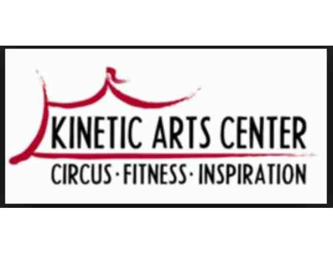Circus Classes at Kinetic Arts Center - 3 Class Starter Pack - Photo 1
