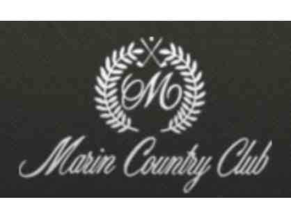 1 Round of Golf for 4 People & 2 Golf Carts at Marin Country Club