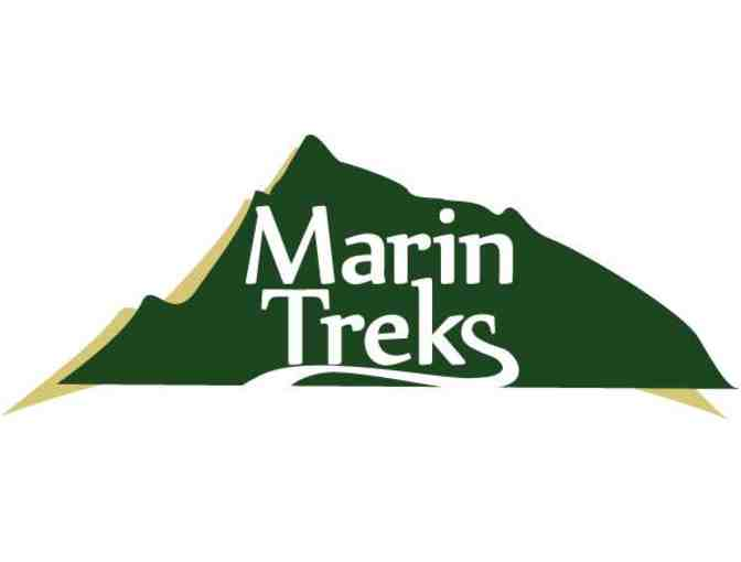 $100 off a Full Week of Marin Treks Award Winning Summer Adventure Camp 2019