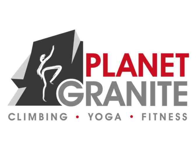 Planet Granite-2 Planet Granite Beginner Belay Lessons