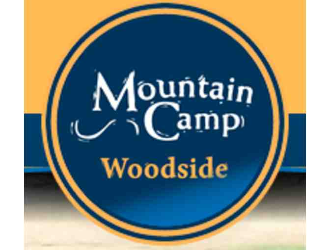 $500 Mountain Camp Woodside's Resident Camp Gift Certificate