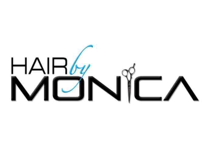 Hair by Monica - Woman's Haircut Gift Certificate