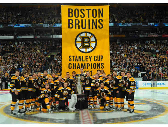 Two Boston Bruins Tickets - April 8, 2017 (#3)