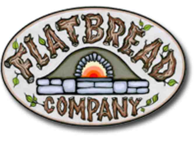 Flat Bread Pizza Company $50 Gift Certificate