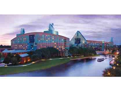 2 Nights at either wing at the Walt Disney World Swan and Dolphin Resort in Orlando, FL!