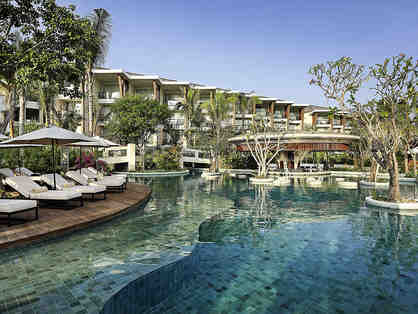 2 Night Stay with Daily Breakfast at the lavish 5-Star Sofitel Bali Nusa Dua Beach Resort!